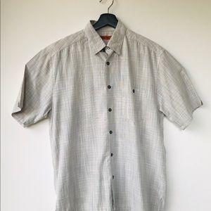 Axis Short Sleeves Polo Shirt Size Medium